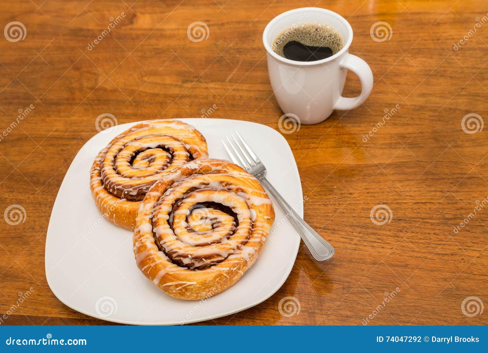 Coffee Cake Using Cinnamon Rolls