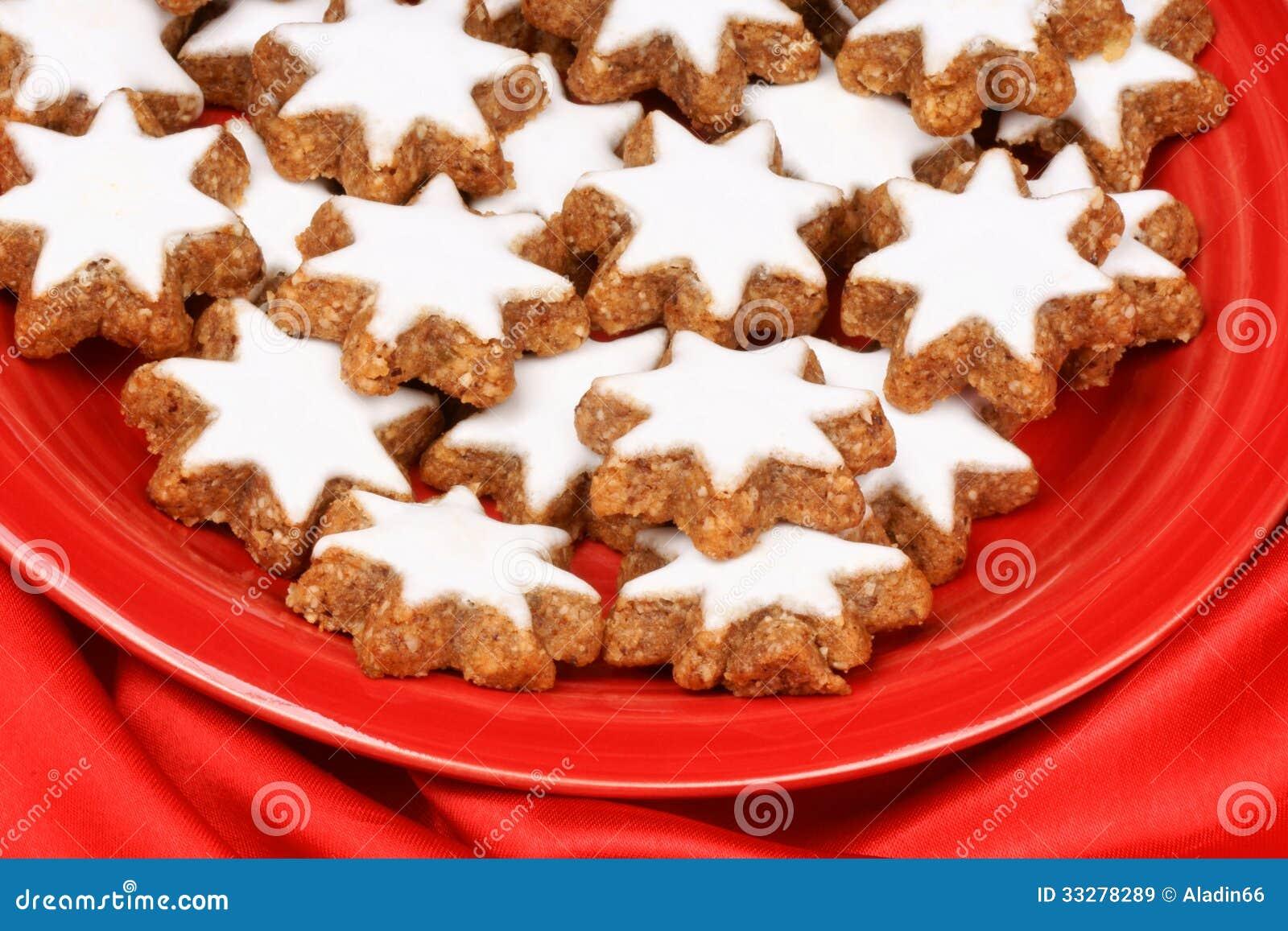 German States Map German Cinnamon Stars Christmas Cookies 1 Oz