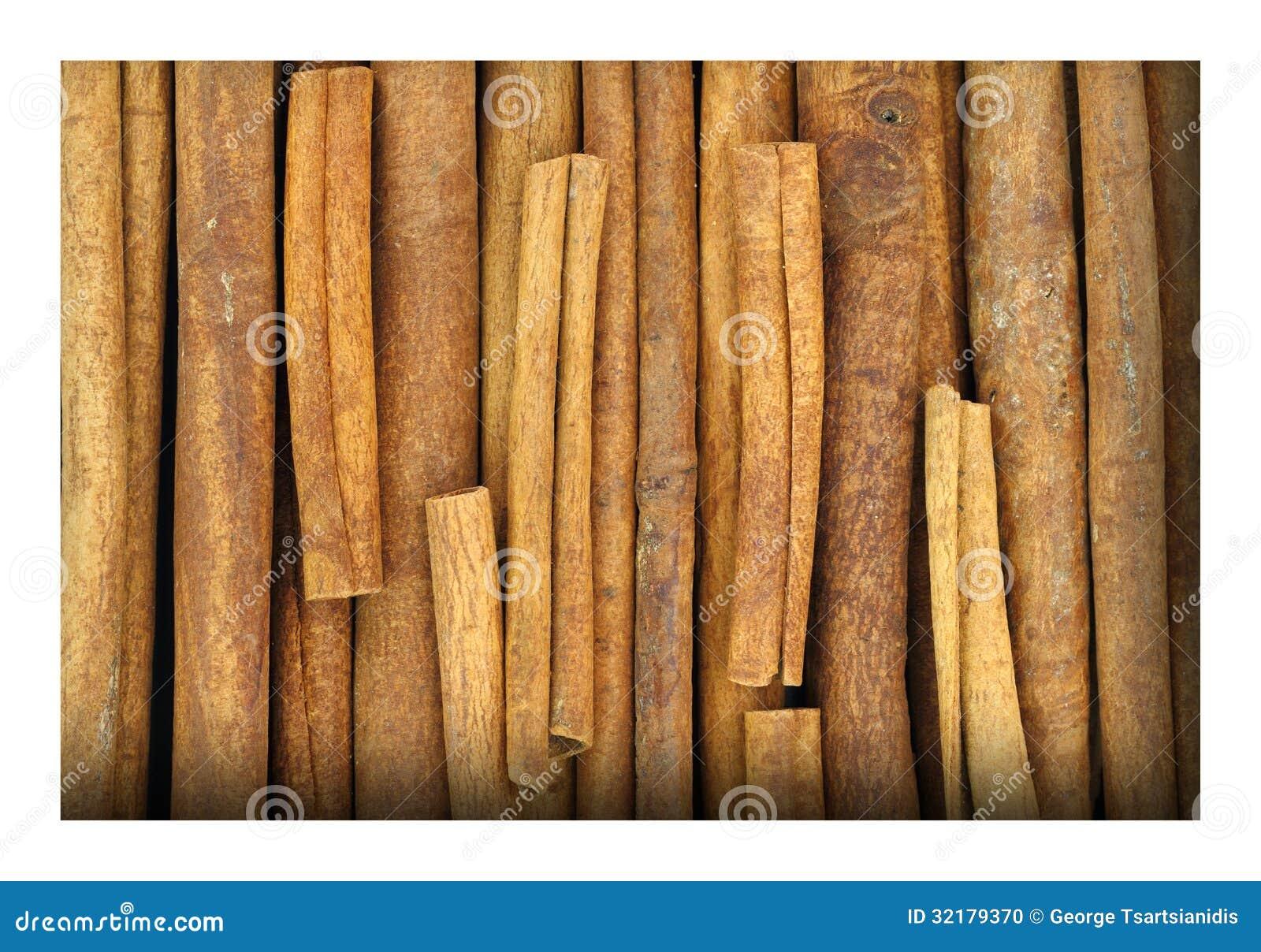 how to break up cinnamon sticks