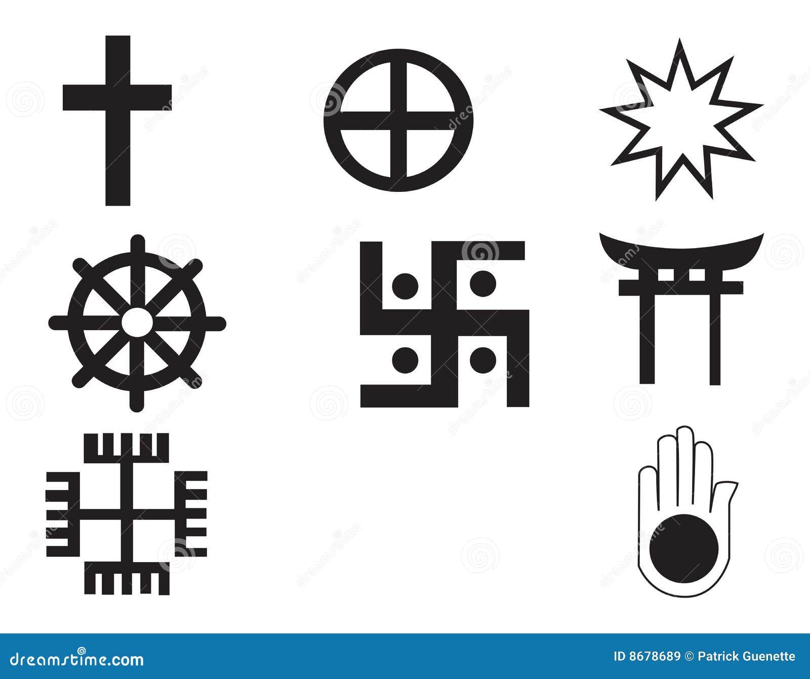 Gut bekannt Symboles Américains Et Africains - Indiens Photo stock - Image  EA52