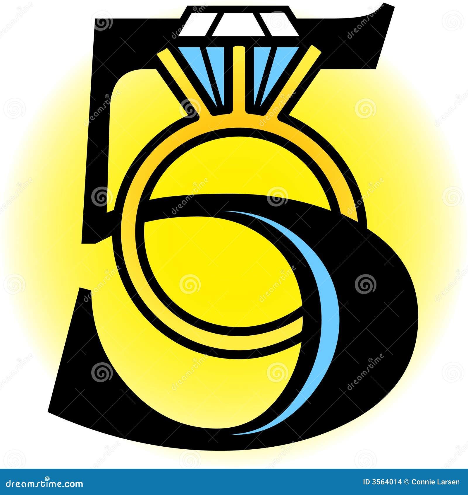 Cinque anelli dorati/ENV
