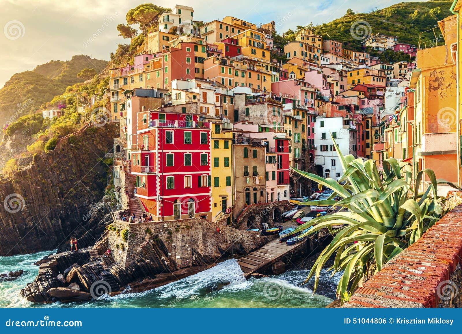 Cinque Italy riomaggiore terre