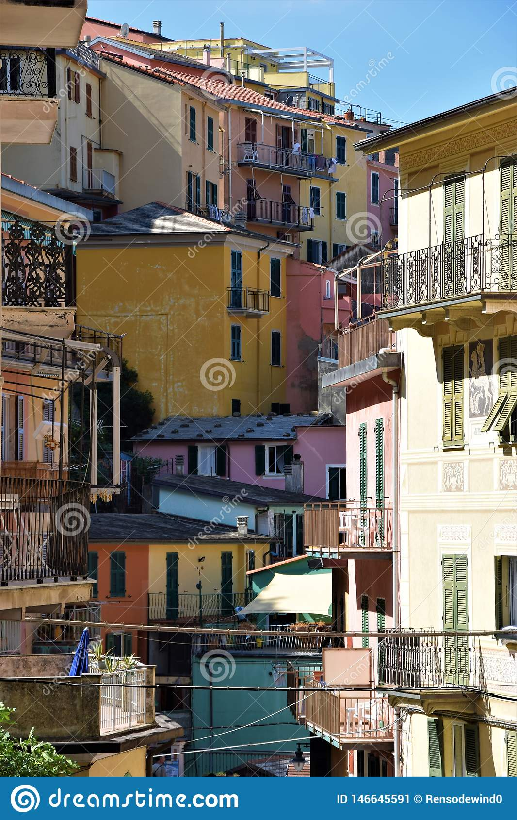 Cinque Terre Италия