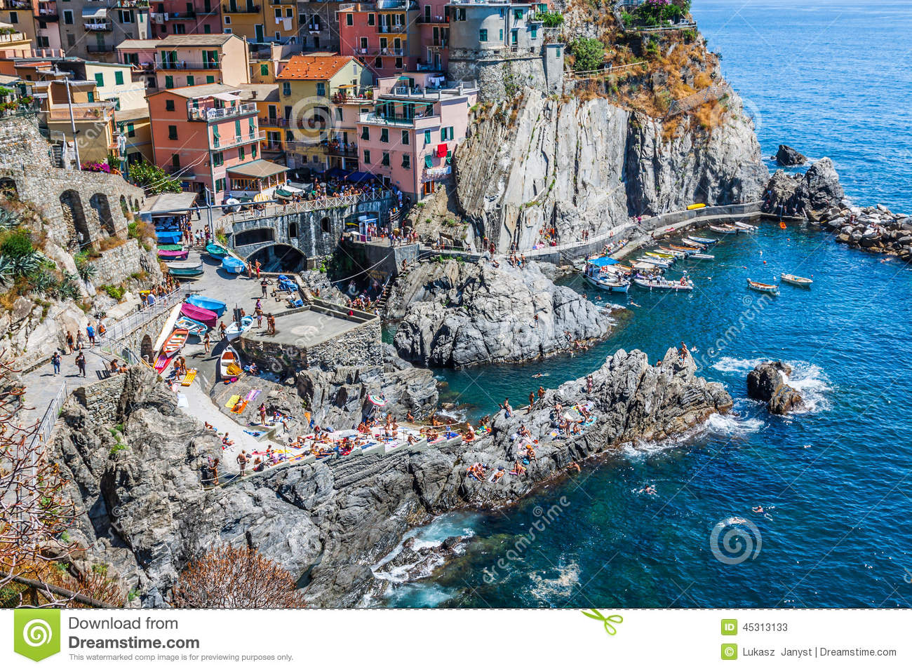 Travel Time From Florence To Cinque Terre