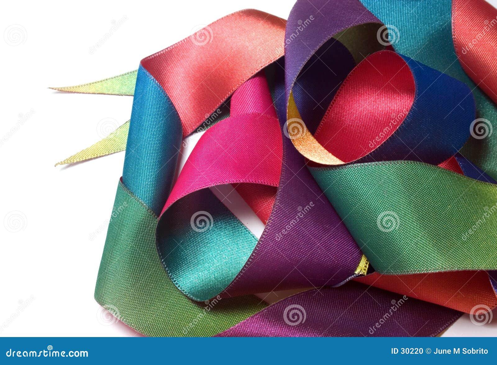 Download Cinta foto de archivo. Imagen de colores, decoración, adorne - 30220