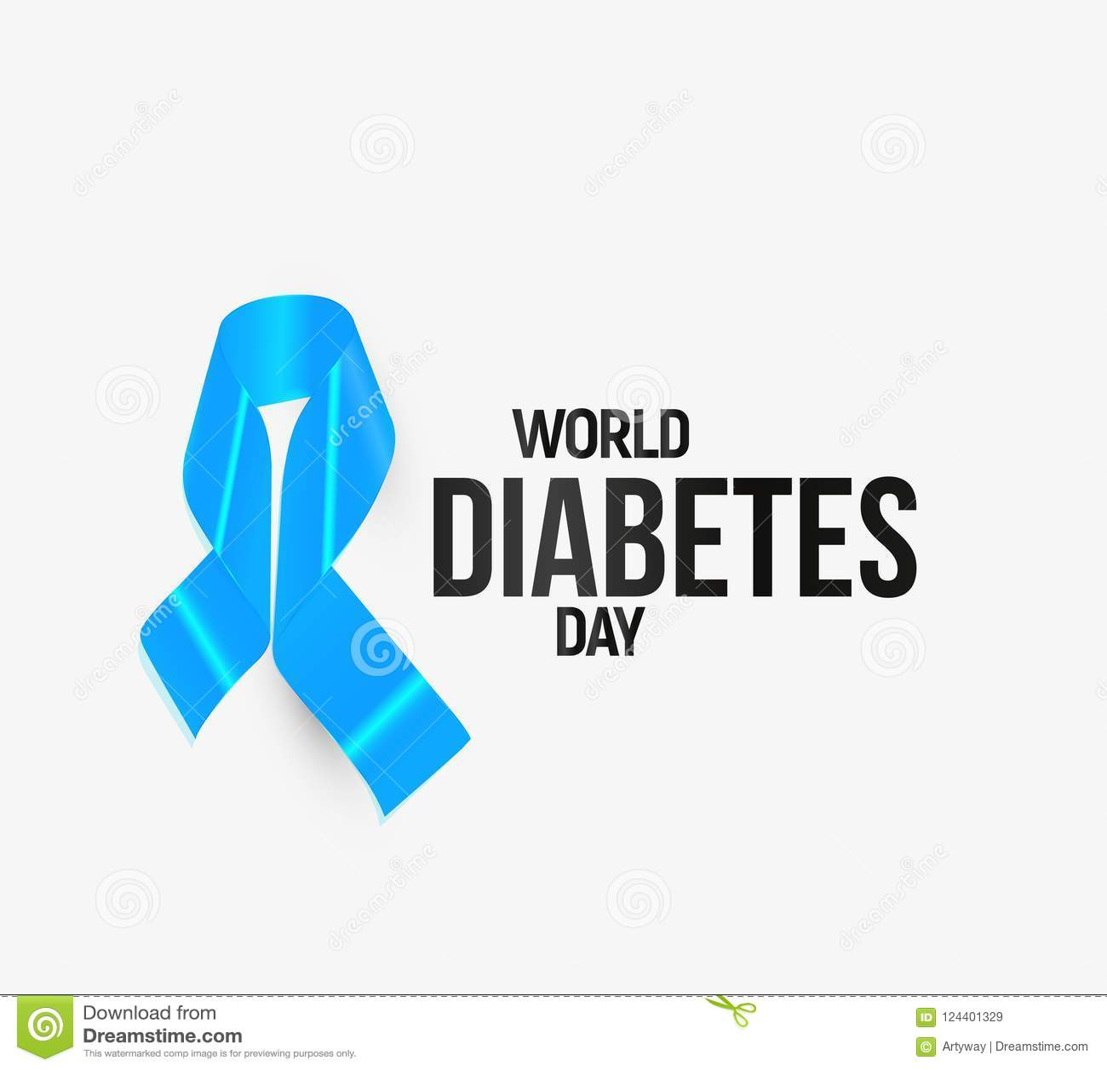 conciencia de la diabetes