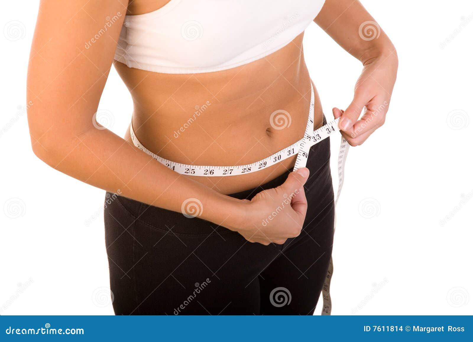 Cinta de la pérdida de peso
