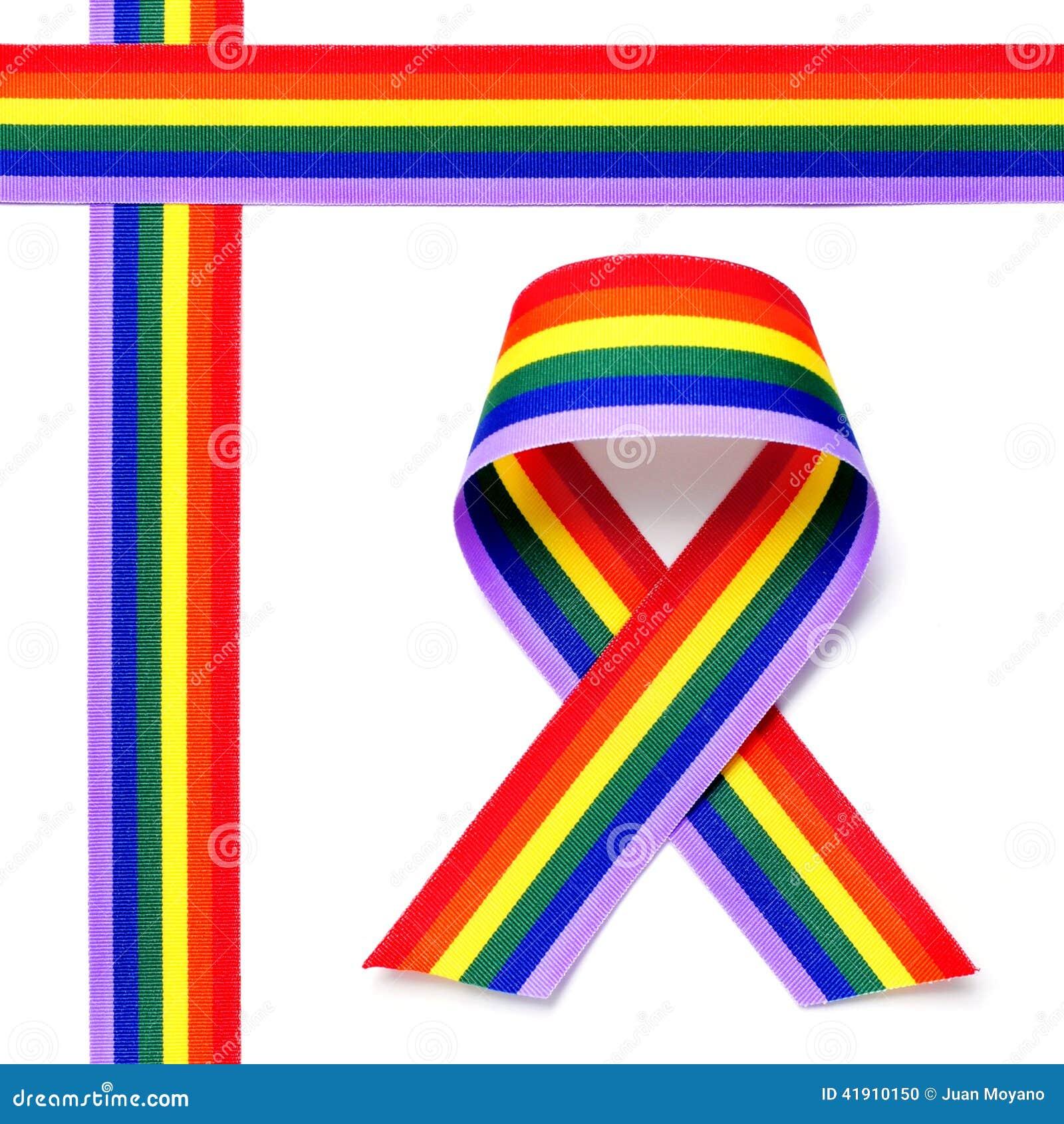 Cinta del arco iris
