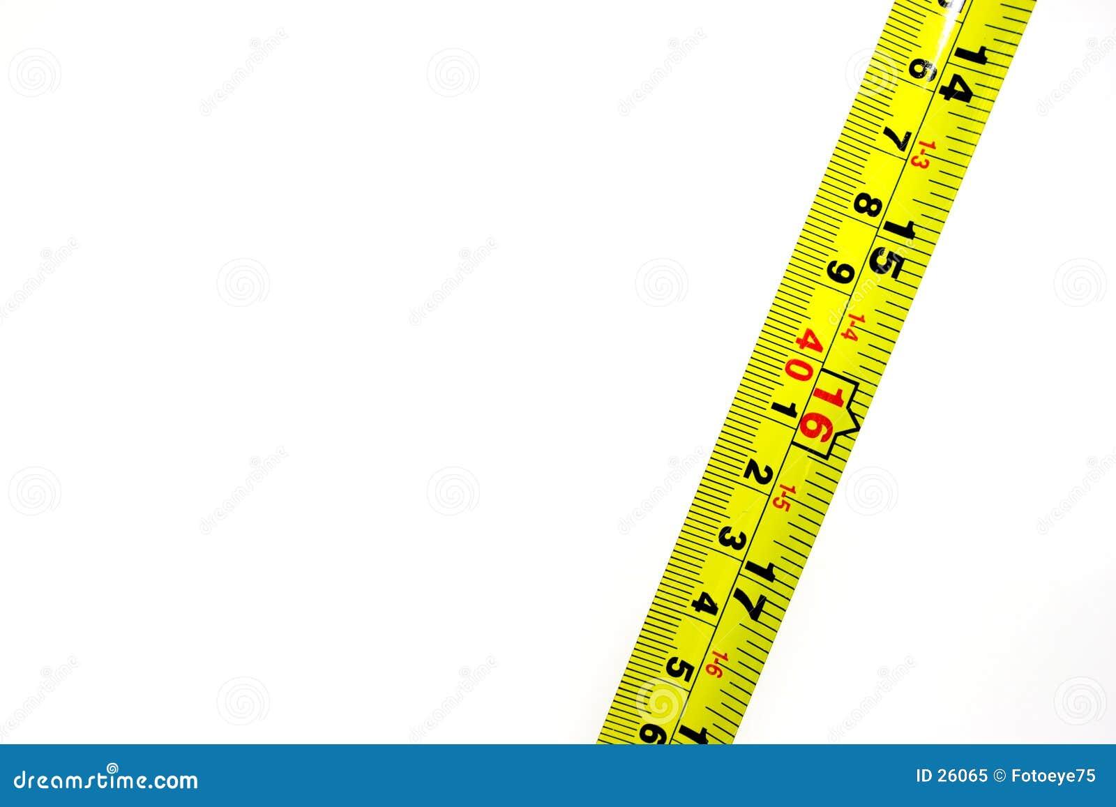 Download Cinta métrica imagen de archivo. Imagen de geometría, aprenda - 26065