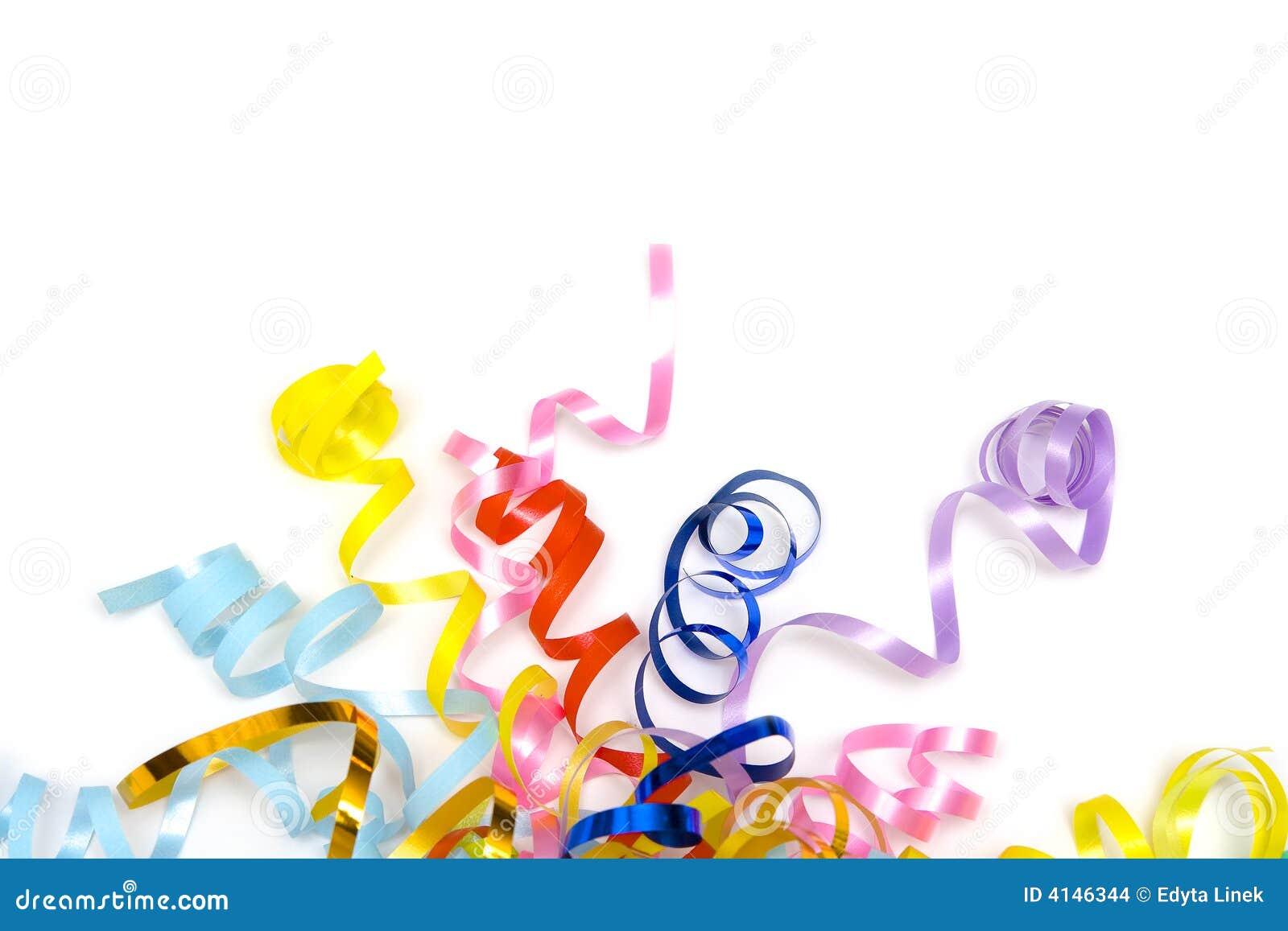 Cintas coloridas