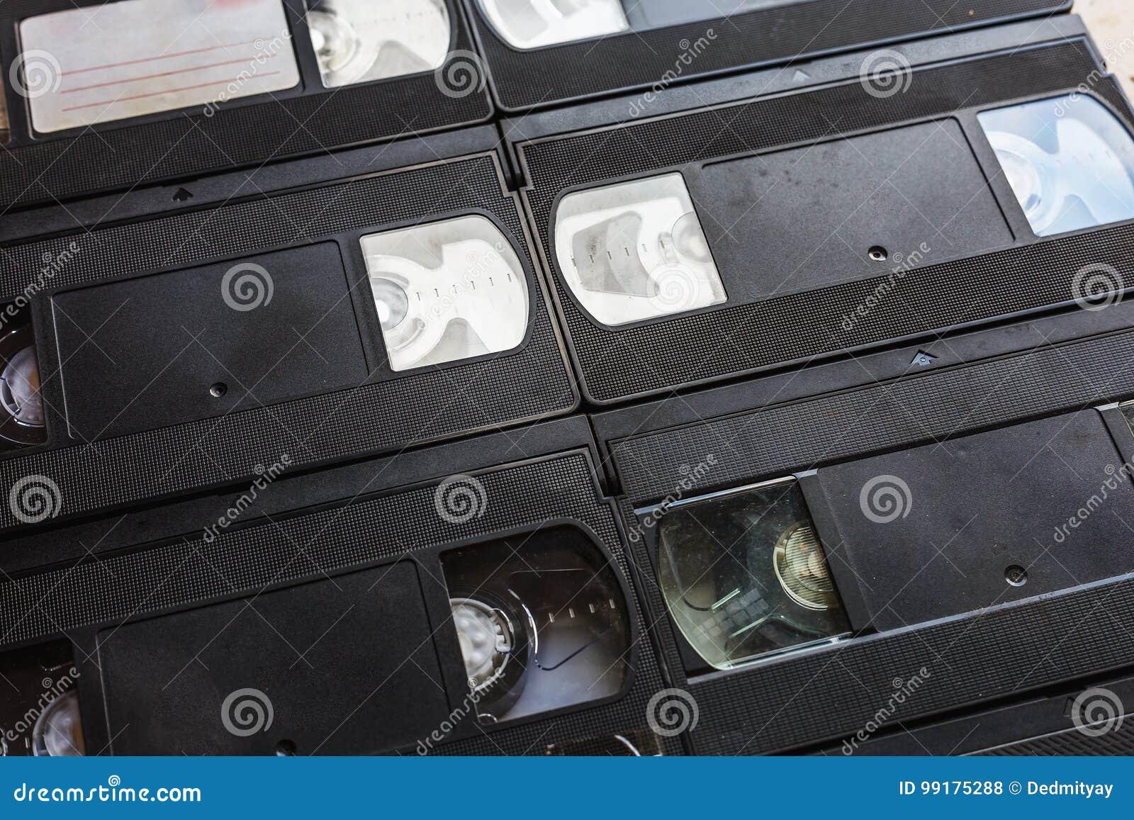 16462941c imágenes comunes del Cintas De Video - los derechos de la transferencia  directa el 620 liberan las fotos