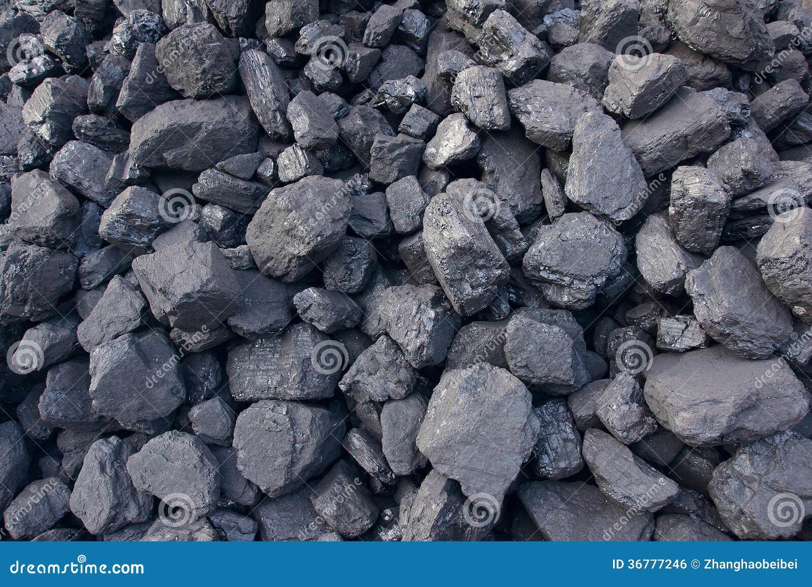 Cinza de carvão