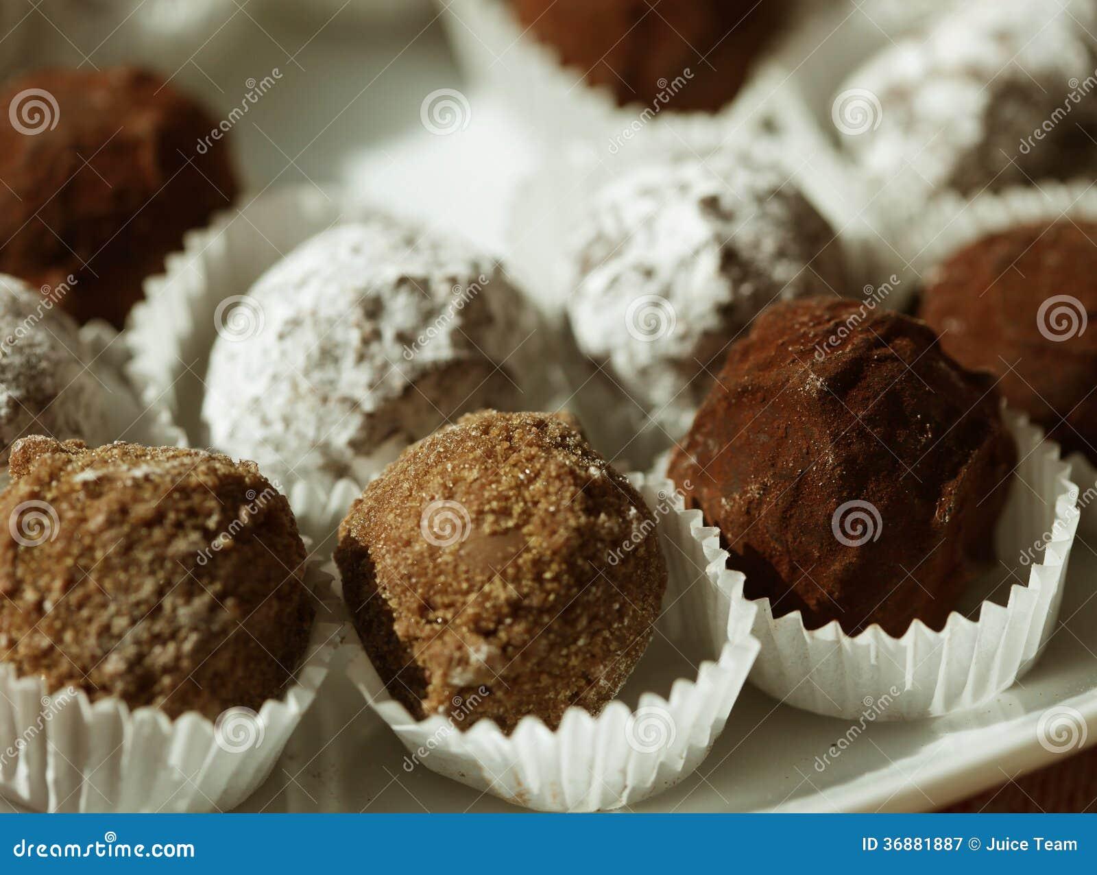 Download Cioccolato fatto a mano immagine stock. Immagine di variazione - 36881887
