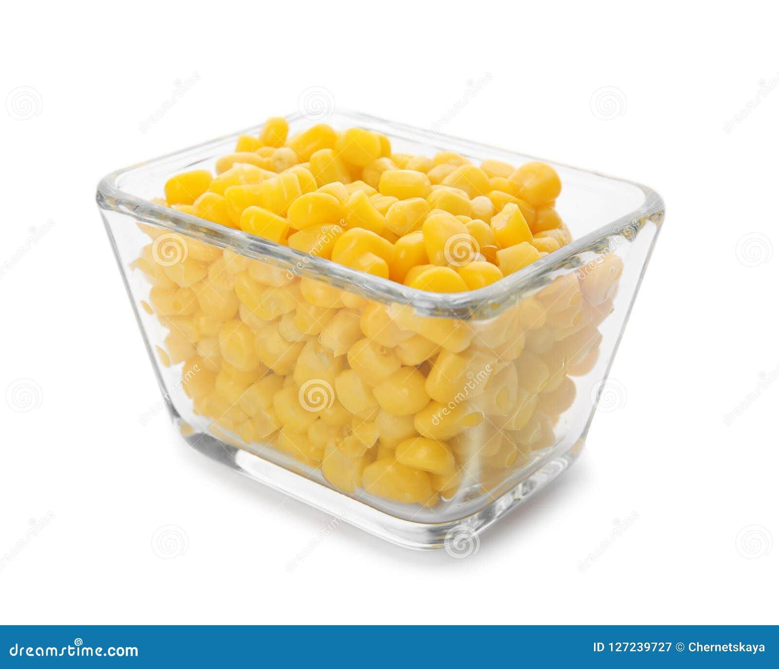 Ciotola con i noccioli di cereale