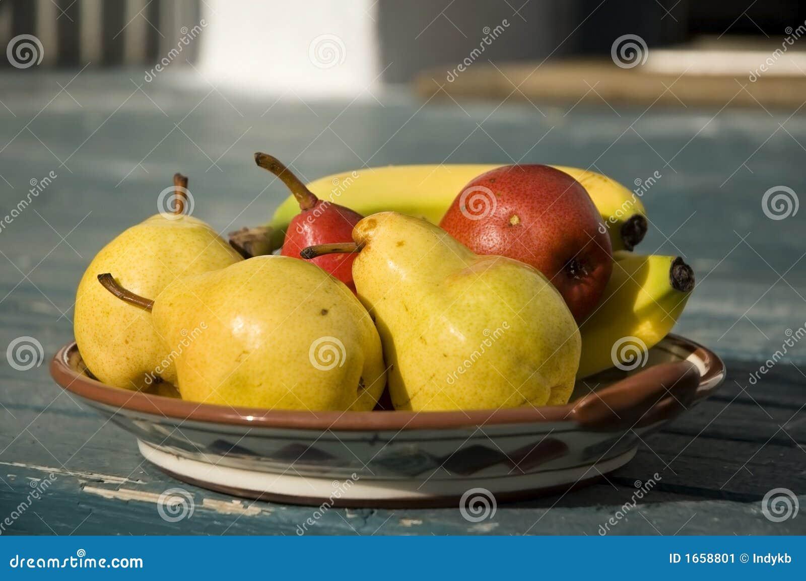 Ciotola di frutta 1