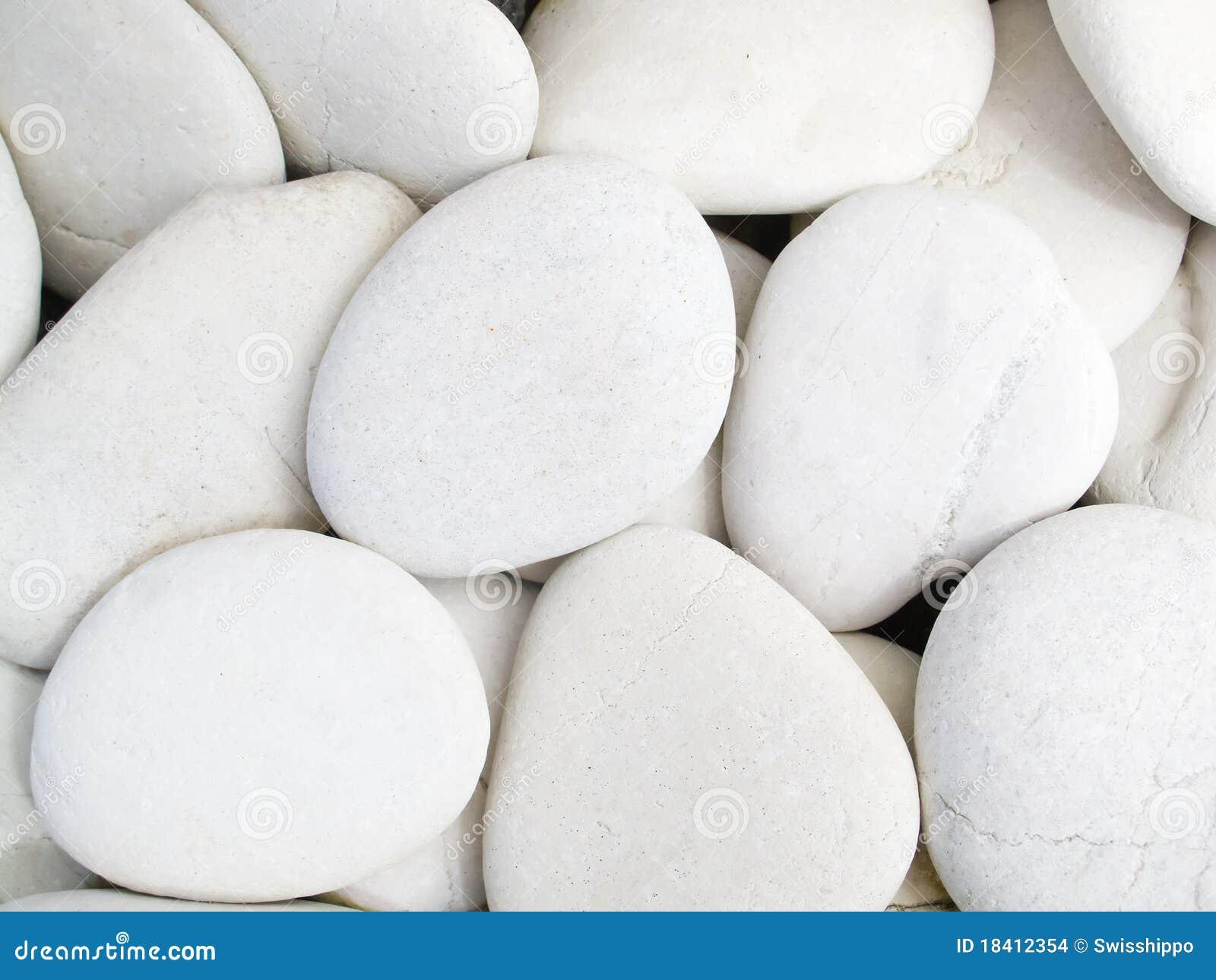 Ciottoli bianchi fotografia stock immagine di particolare for Ciottoli bianchi