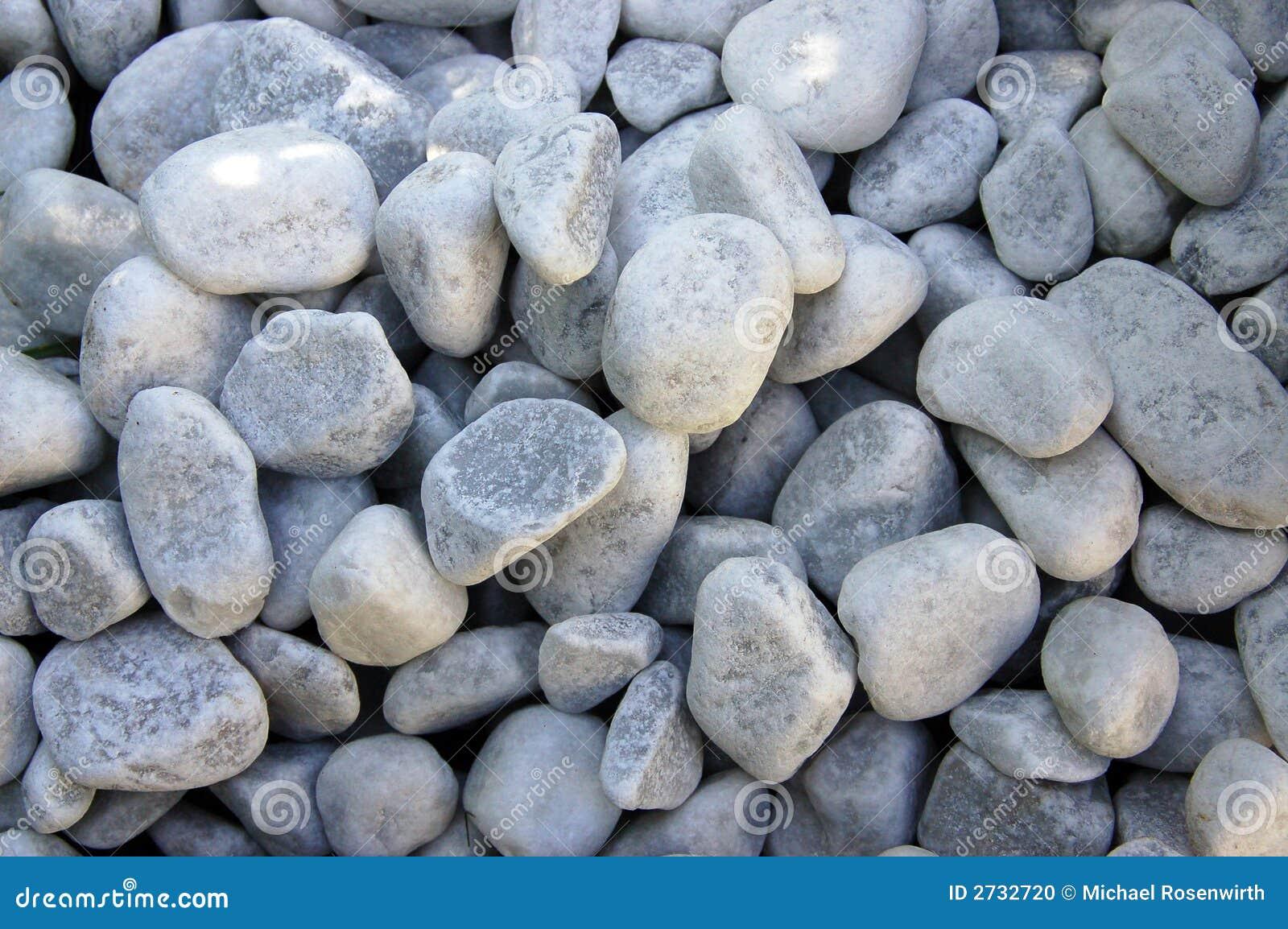 ciottoli bianchi fotografia stock immagine di pietra