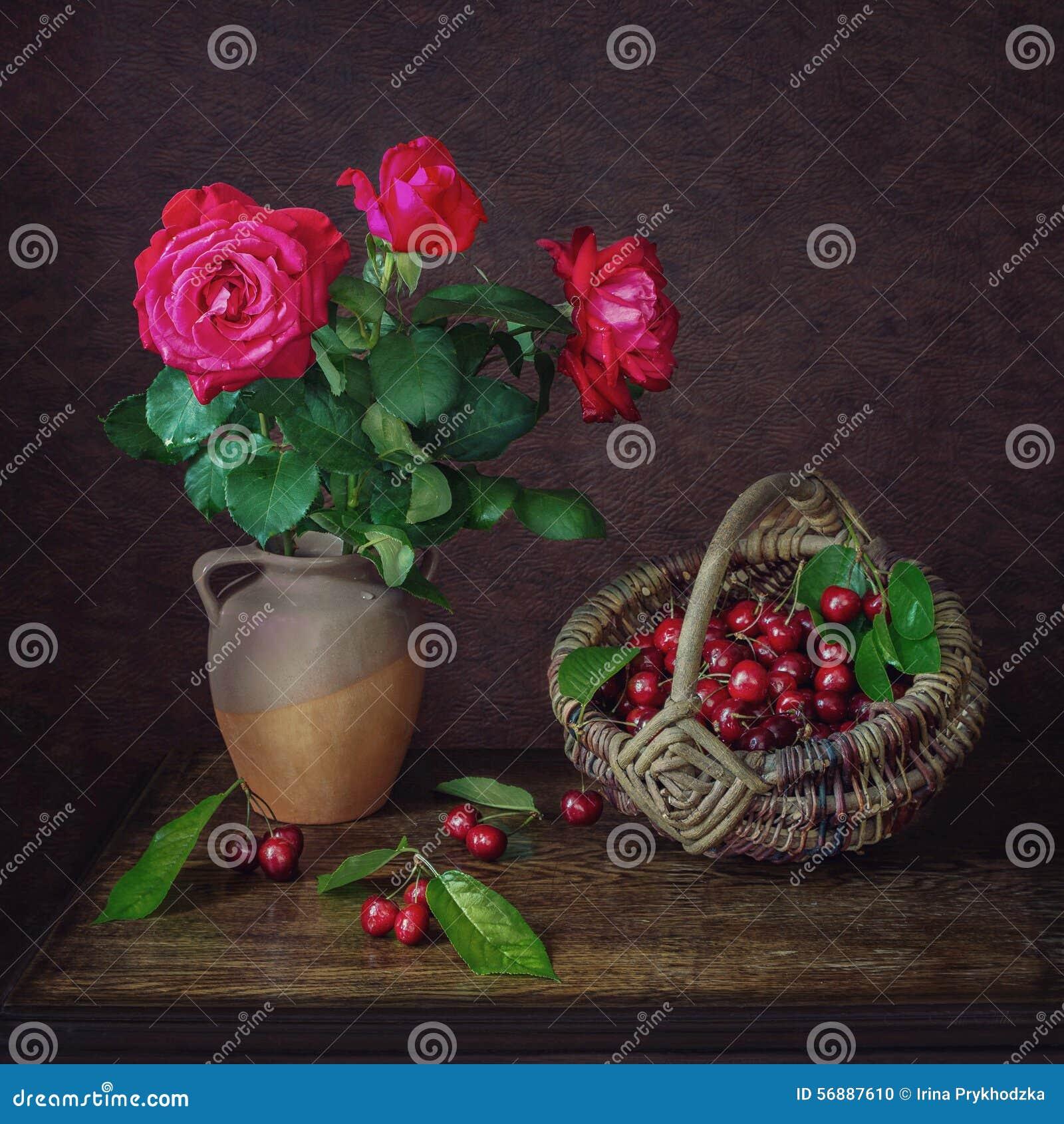 Circa le rose e le ciliege