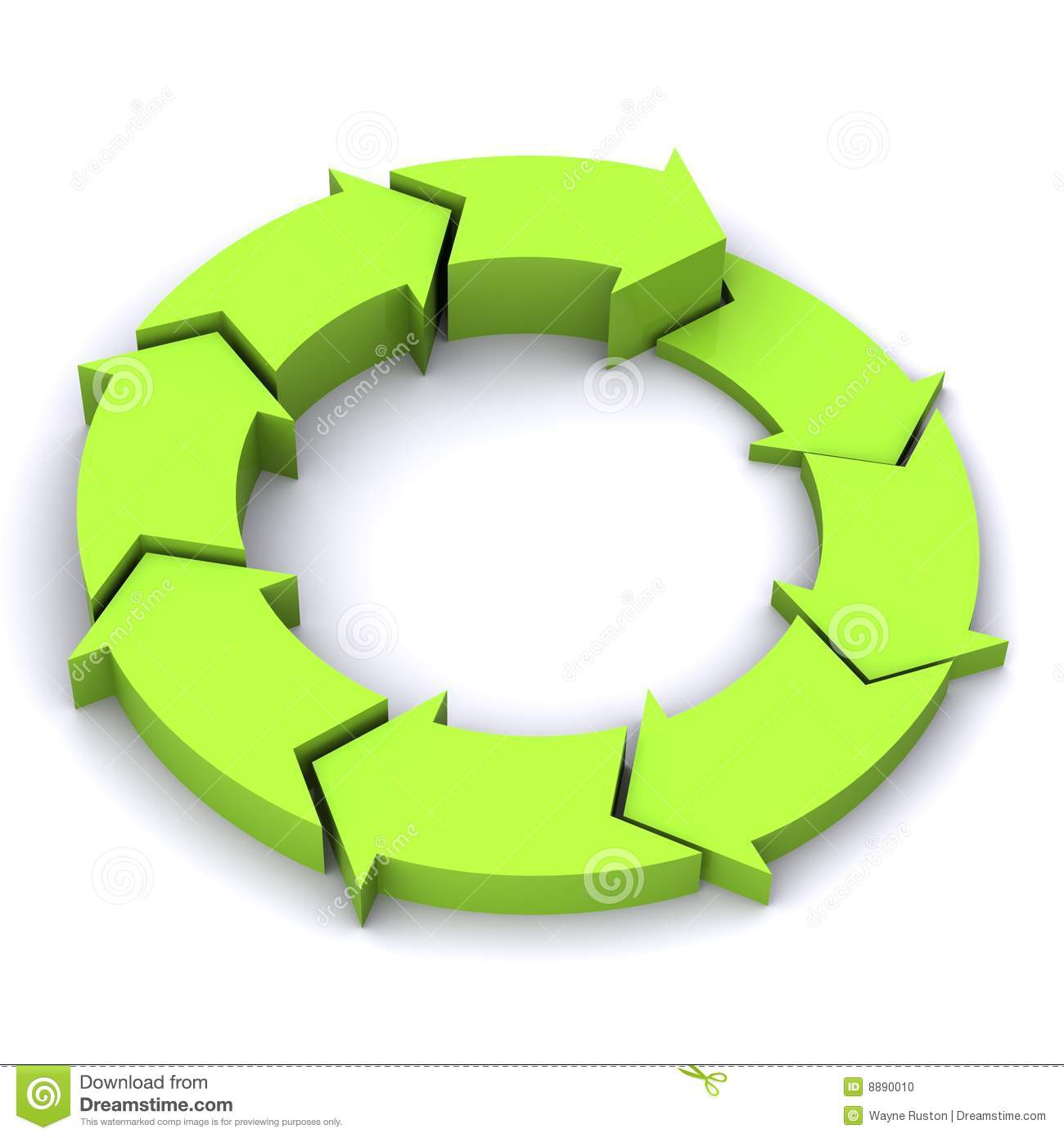 Circle Of Arrows Stock Photo - Image: 8890010: dreamstime.com/stock-photo-circle-arrows-image8890010