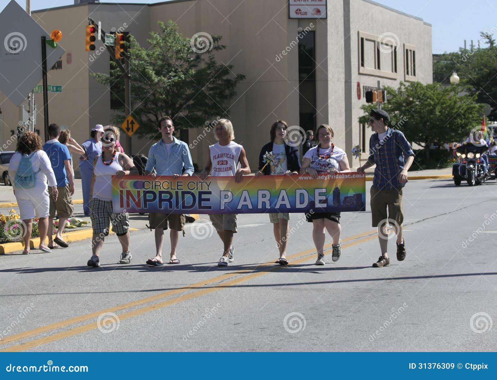 Circle City INPride Parade