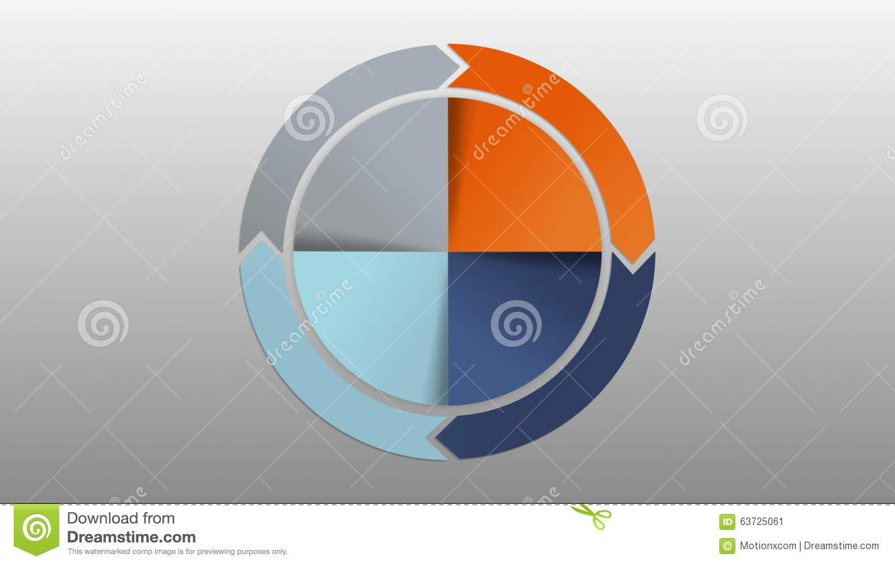 Circle diagram four result category chart and four arrow box for circle diagram four result category chart and four arrow box for presentation powerpoint template stock video video of data banner 63725061 toneelgroepblik Gallery