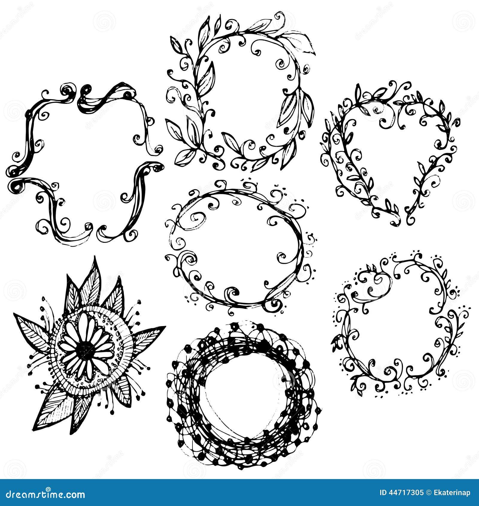 Flower Vine Ring