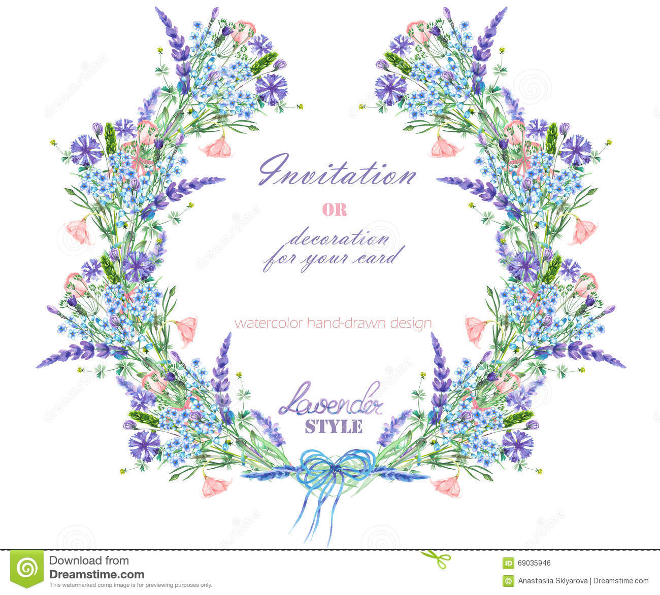 Flowers Ring Clipart