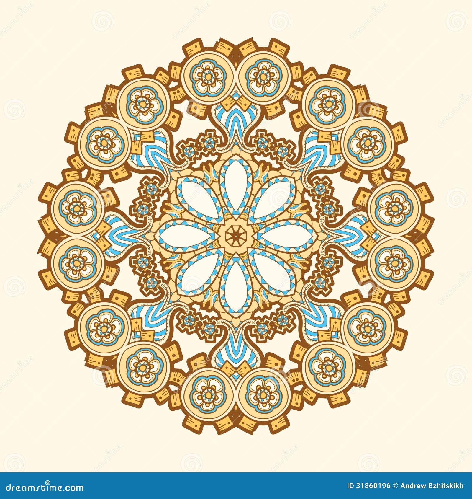 Geometric Pattern Circle Geometric pattern royalty