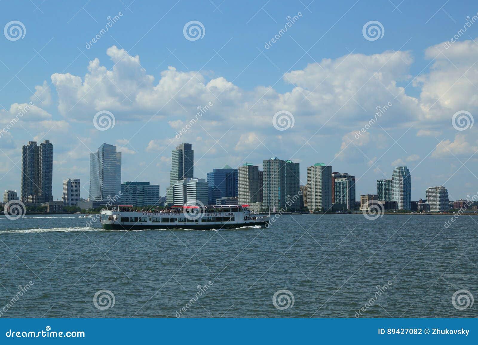 jersey city sightseeing cruises