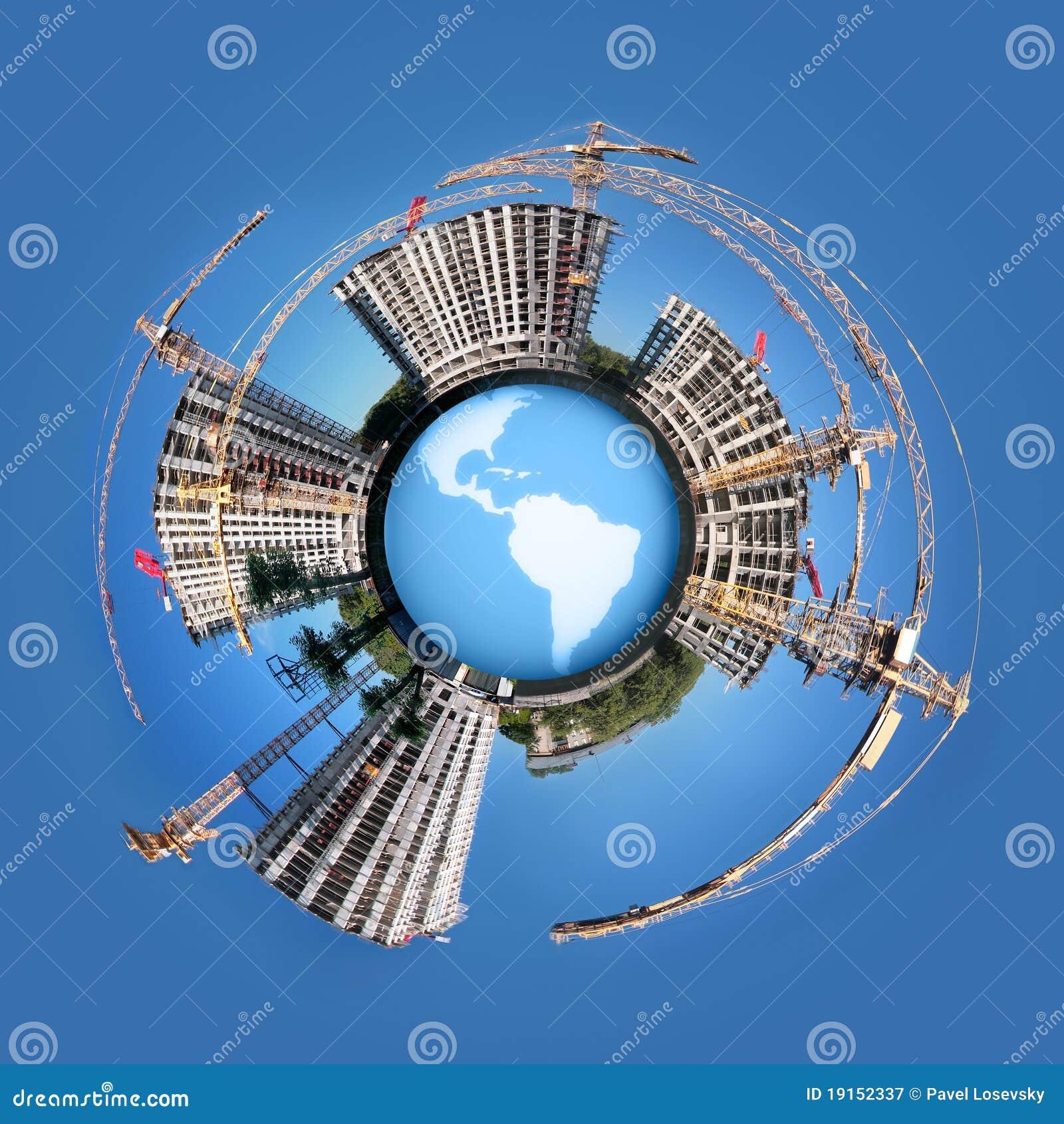 how to take a circle panorama