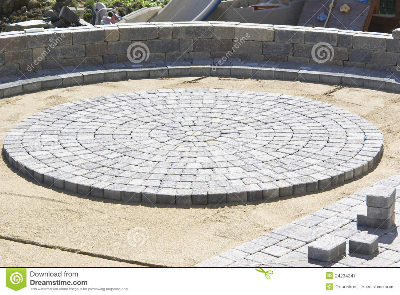 Building Design Patio Paver ...