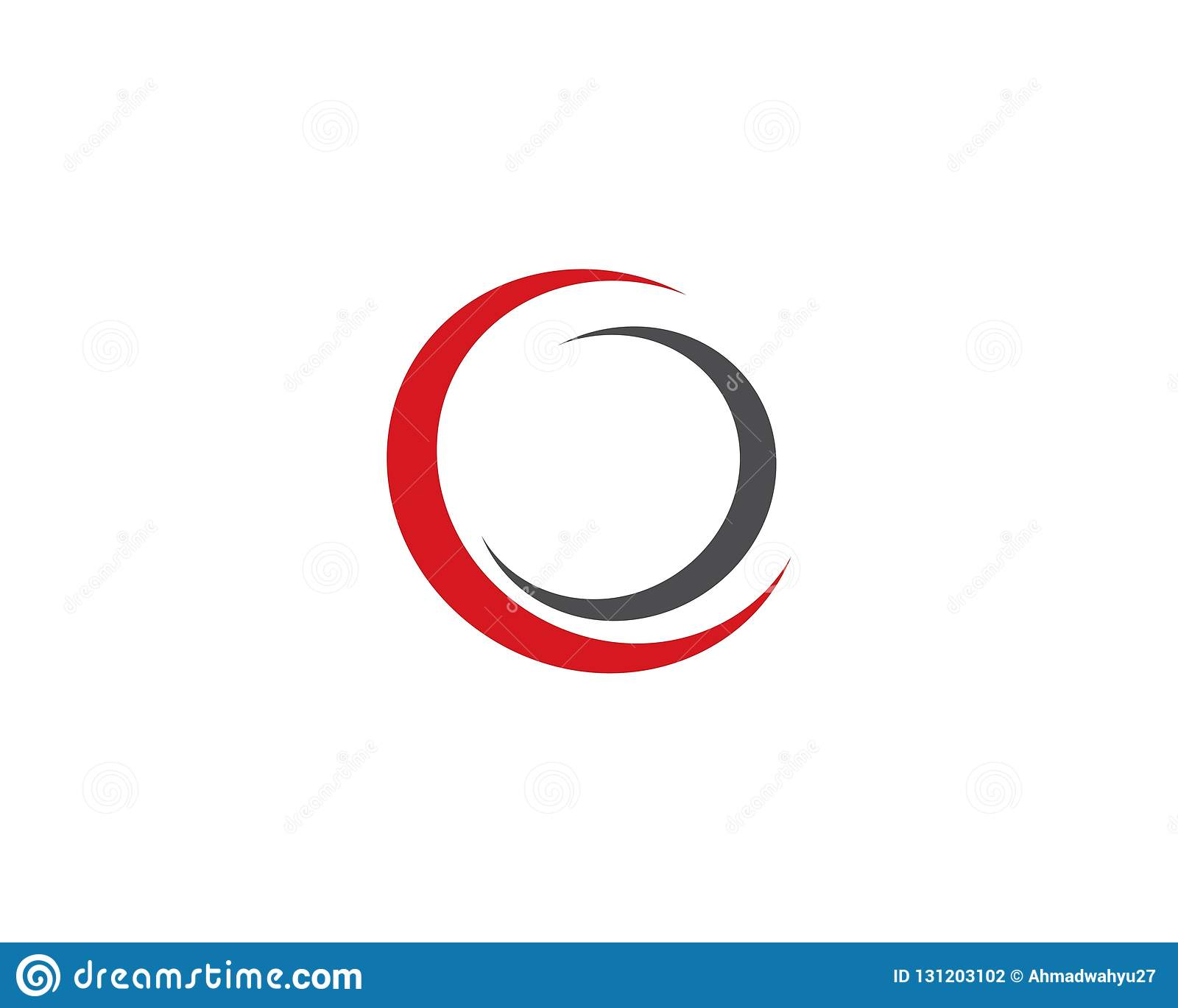 circle ring logo template stock vector illustration of abstract 131203102 https www dreamstime com circle ring logo template circle ring logo template vector design image131203102