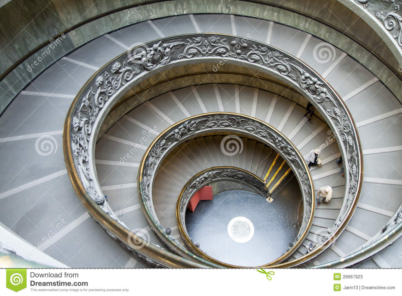 Delicieux Circle Stairs