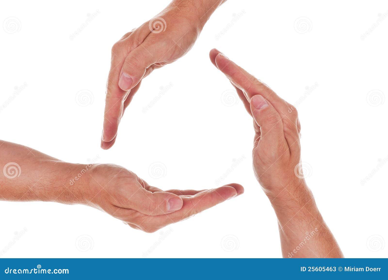3 Hand