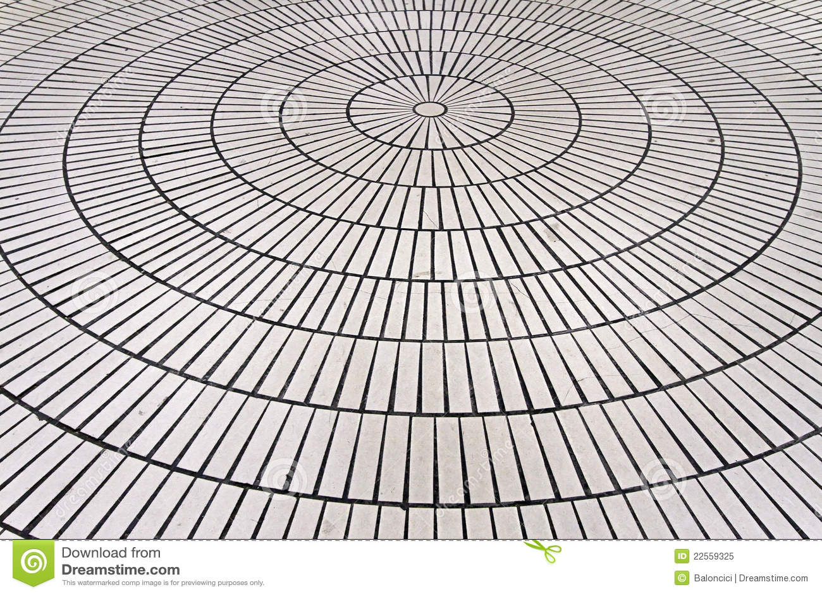 Circle Tiles Circle Tiles Royalty Free Stock Photo Image 22559325