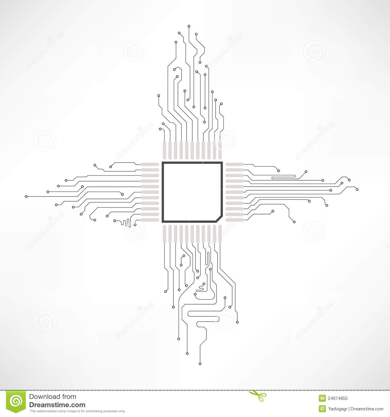 circuit board abstract element royalty free stock photo
