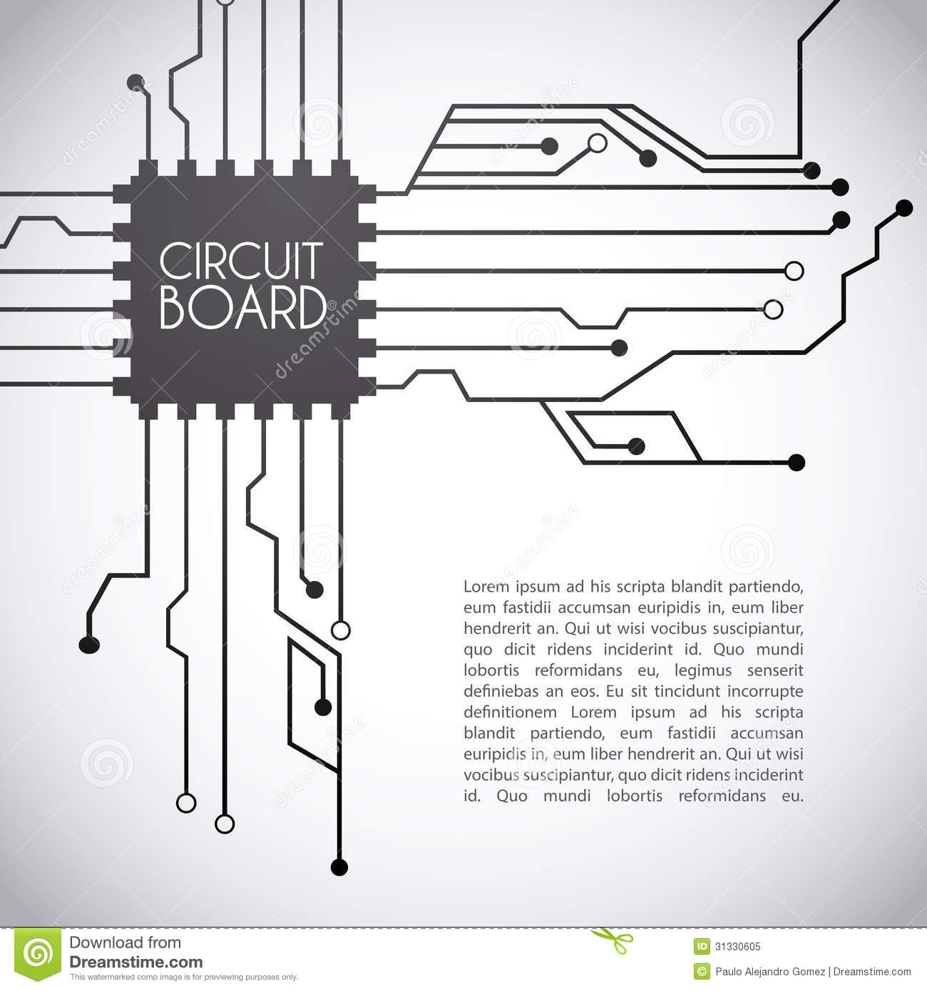 Images Of Free Illustration Production Circuit Calto Board Cpu Royalty Stock Photo Image 24475895 Design