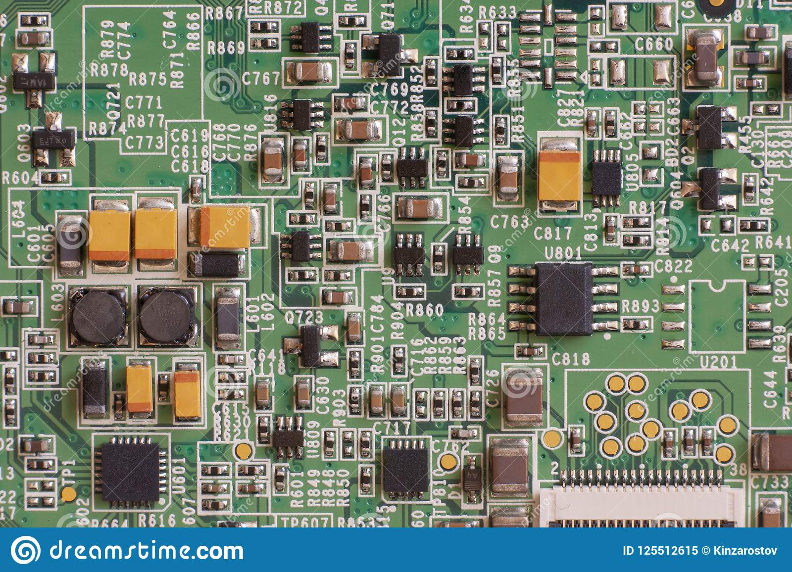 Circuit Board Royalty Free Stock Photo Image 31191305