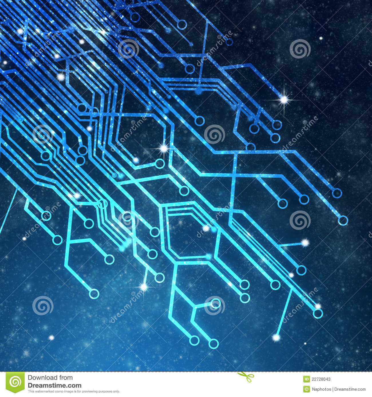 More similar stock images of ` Circuit board graphic `