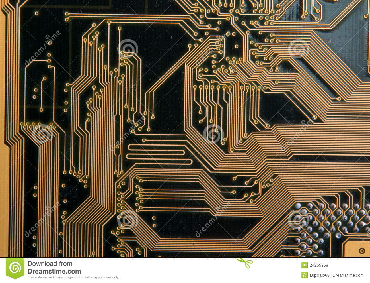 Circuits Stock Photos Royalty Free Images Dreamstime Or Photo Of Computer Electronic Circuit Cpu Board Breaking Binary Code And Integrated Electronics The Close Up