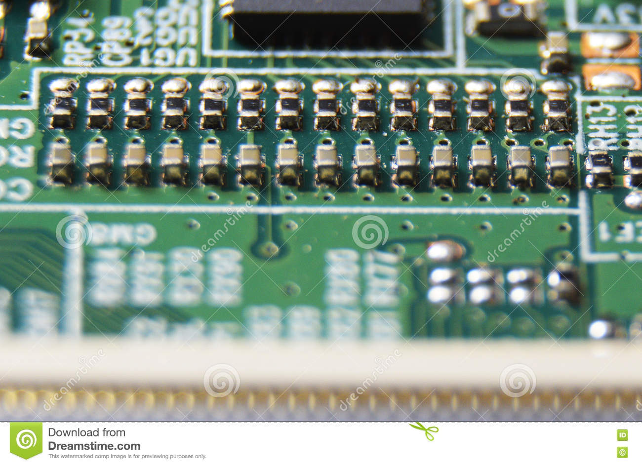 Cool Circuit Board Led Tv Closeup Detail Stock Image Image Of Wiring Digital Resources Funapmognl