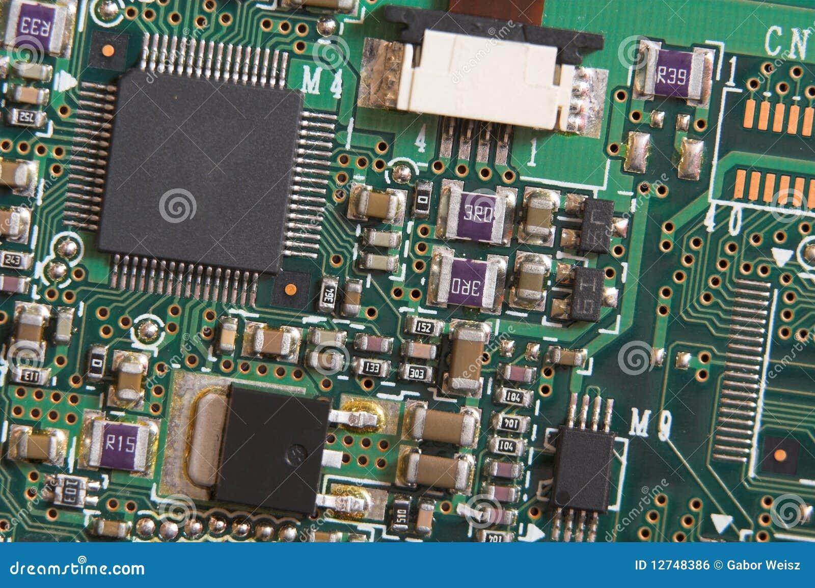 Circuit Board Resistor