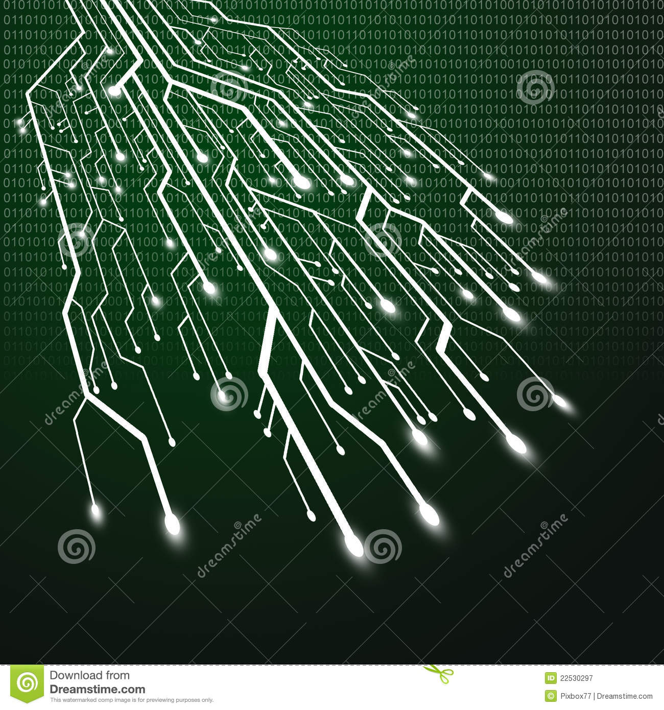 Circuit Board Stock Vector Illustration Of 39550171 Free Photo Hd Public Domain Pictures In Tree Shape Royalty