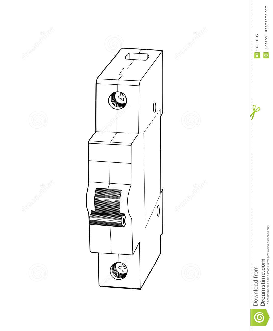 Royalty Free Stock Photo Circuit Breaker Isolated White Background Vector Illustration Image34530185 besides ZMxbbu furthermore 2006 Jetta Wiring Diagram likewise 2002 Pt Cruiser Radio Wiring Diagram furthermore 2006 Gmc Sierra Radio Wiring Harness. on fuse box electrical