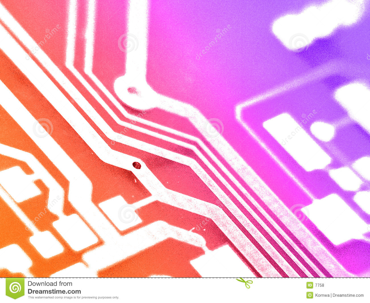 Circuit electronic board