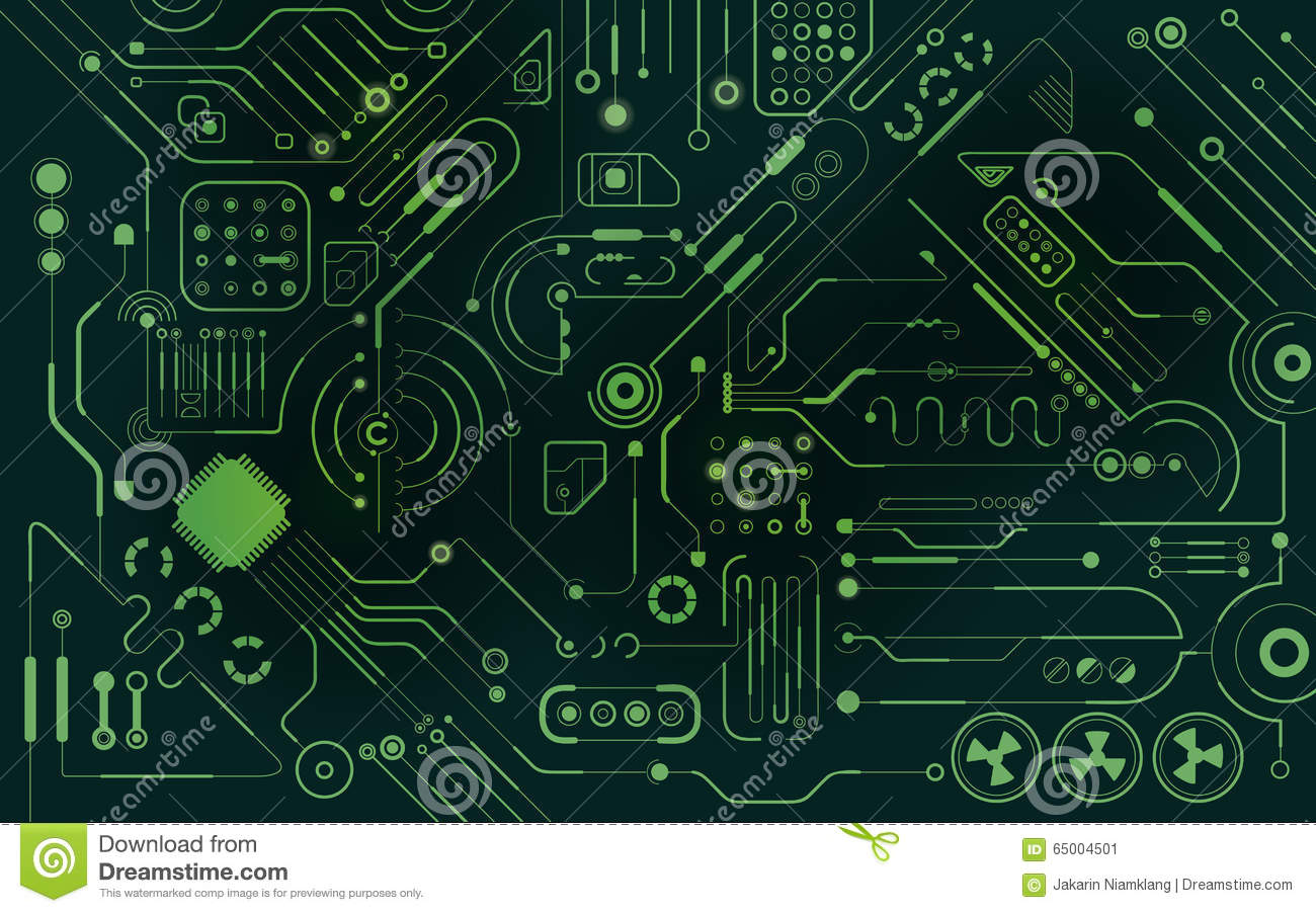 Images Of Graphic Industrial Circuit Board Calto Technological Theme And Stock Vector Image 65004501