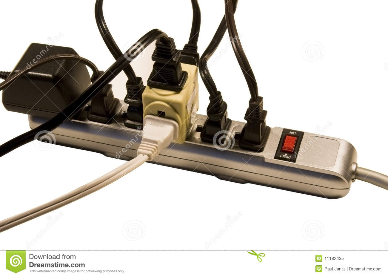Circuit Overload Royalty Free Stock Photo Image 11182435