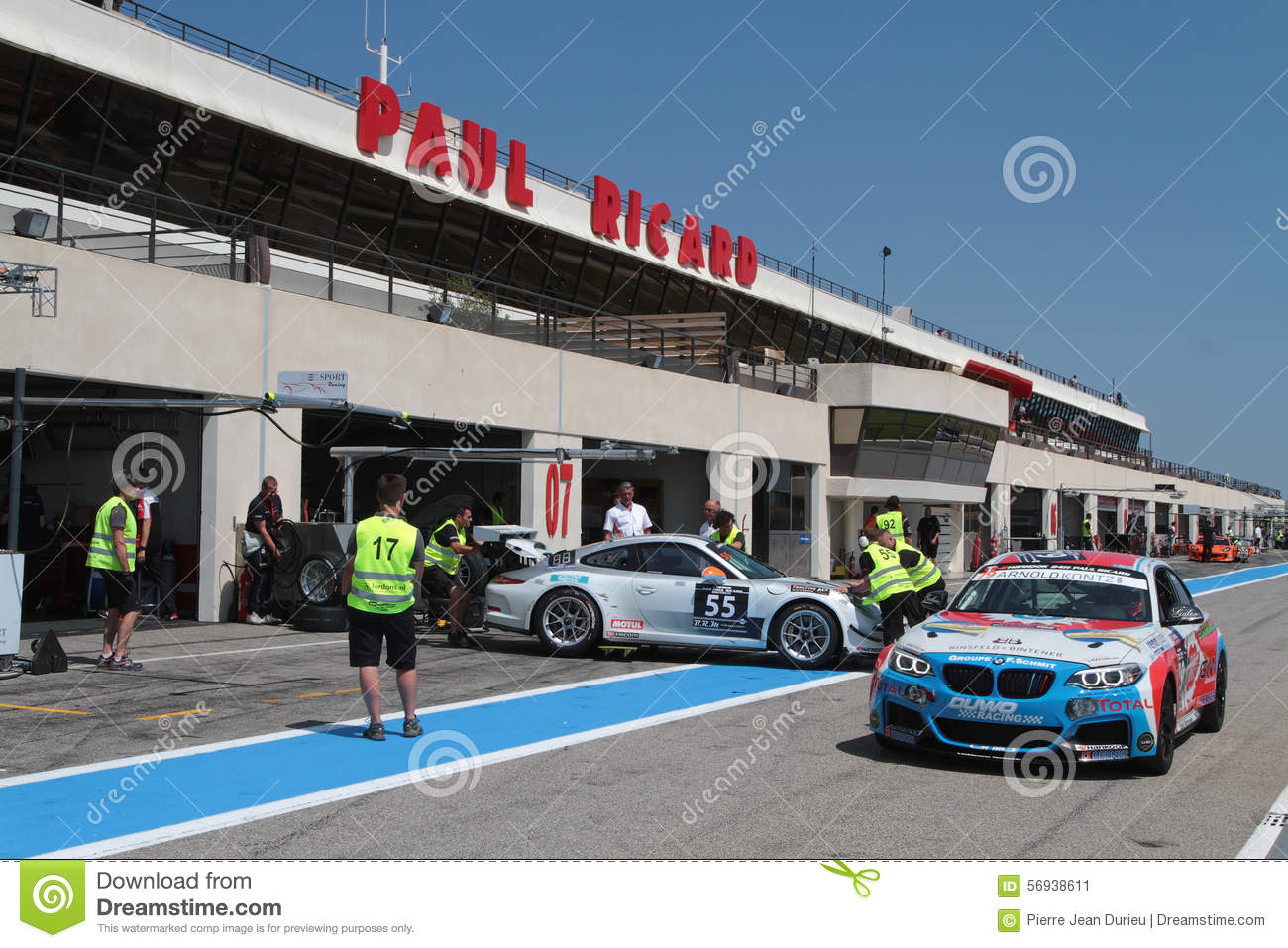 Le Castellet Circuit : Circuit paul ricard editorial photo. image of international 56938611