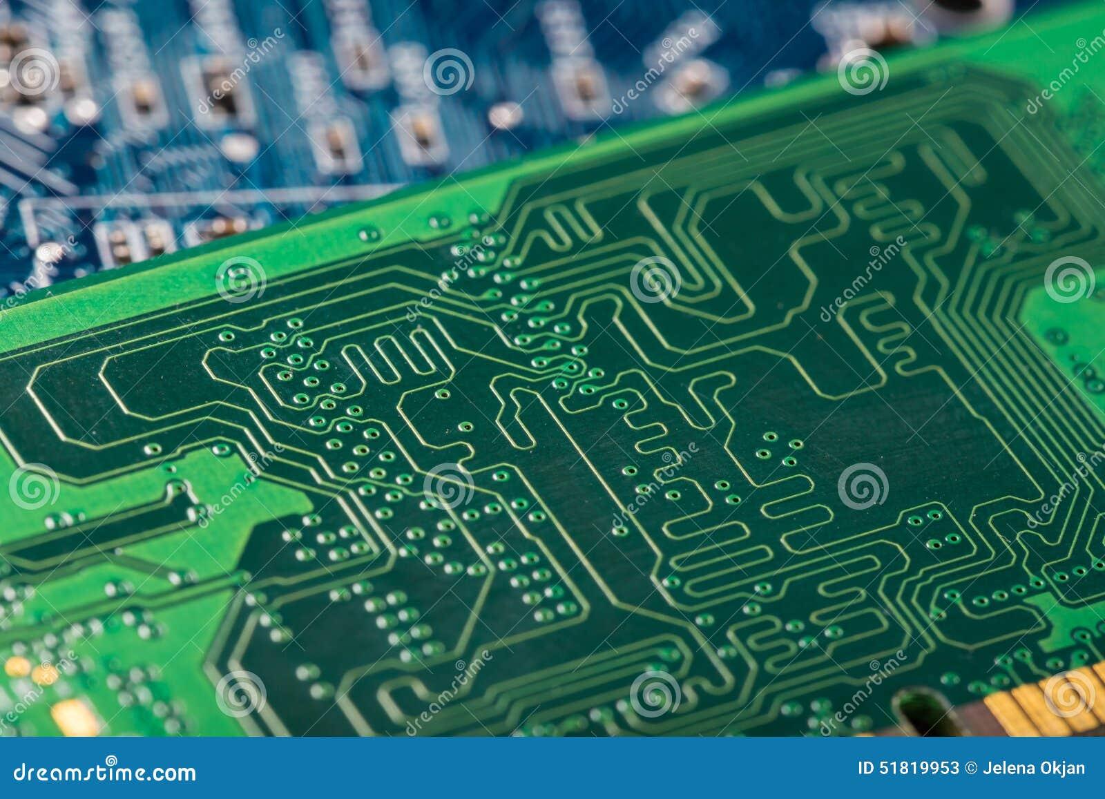 Circuitboard do computador