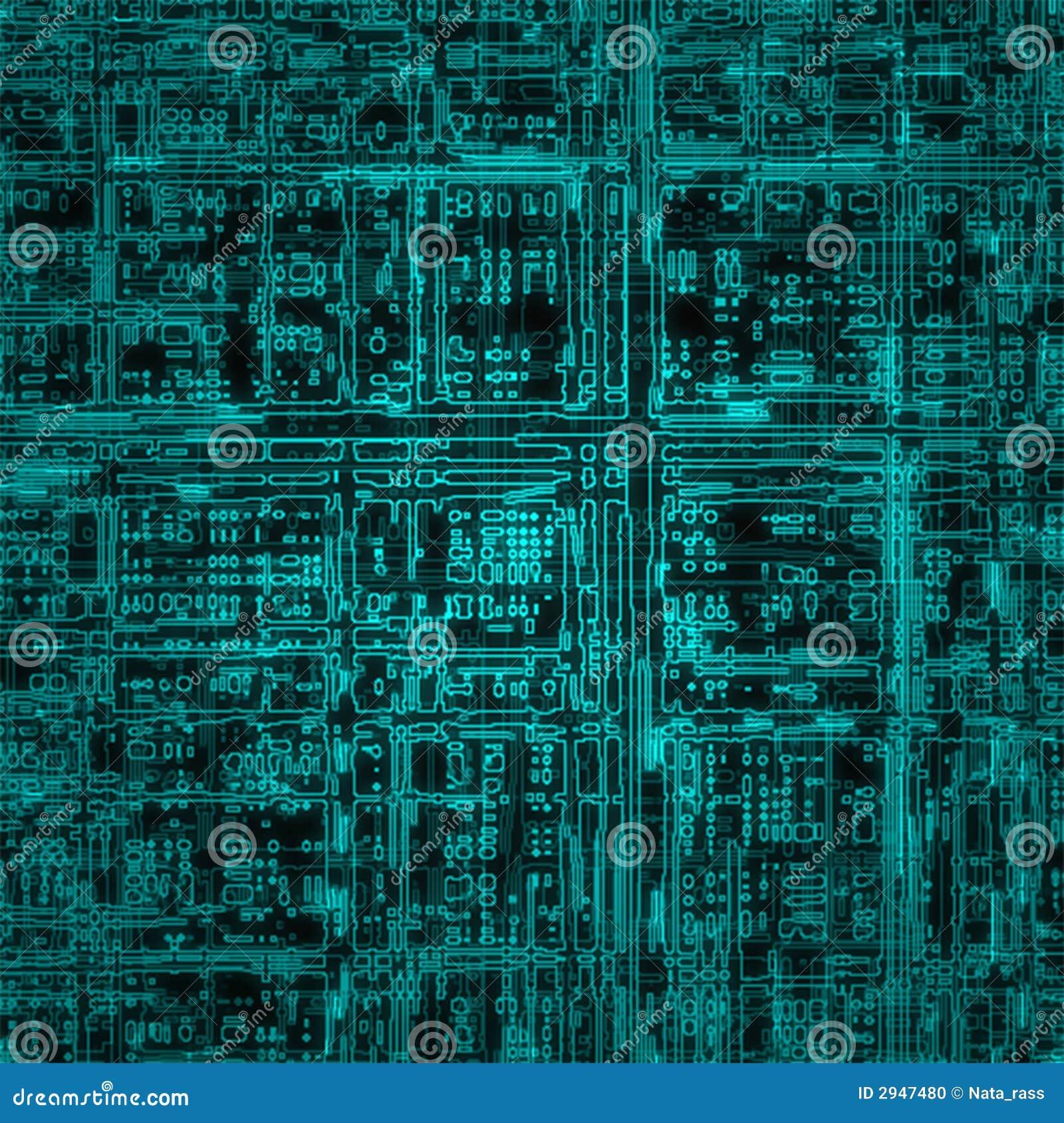 Circuito Eletrico : Circuito elétrico ilustração stock ilustração de atual